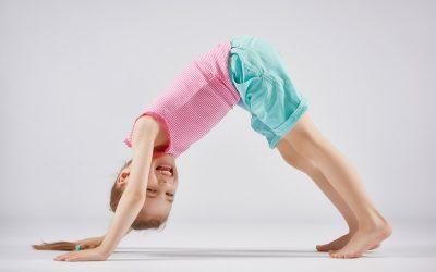Le yoga : ça commence à l'école