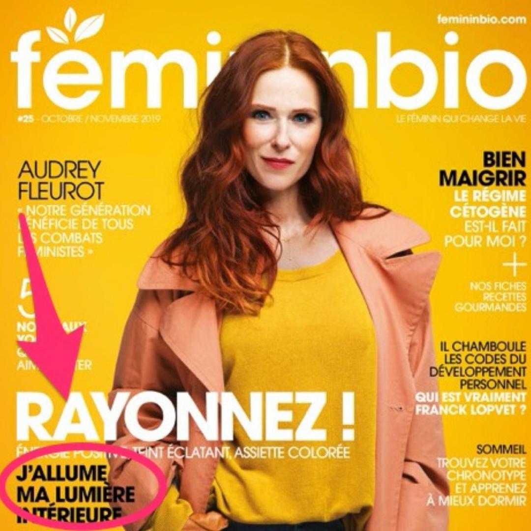 Audrey Fleurot Féminin Bio