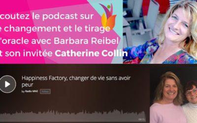 Changer de vie sans avoir peur avec Catherine Collin