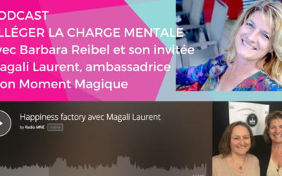 Podcast : Alléger la charge mentale