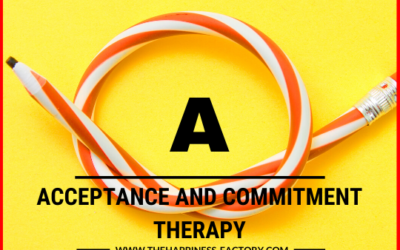 ACT Acceptance and Commitment Therapy