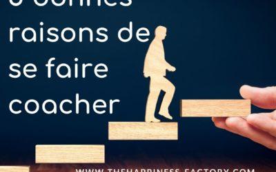 5 bonnes raisons de se faire coacher