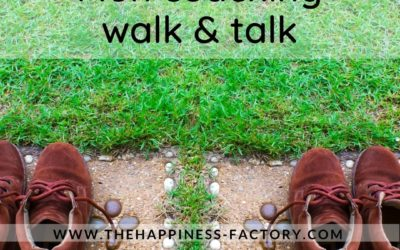 Mon coaching walk & talk