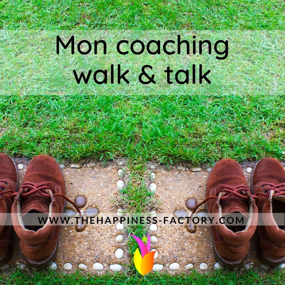 coaching walk & talk