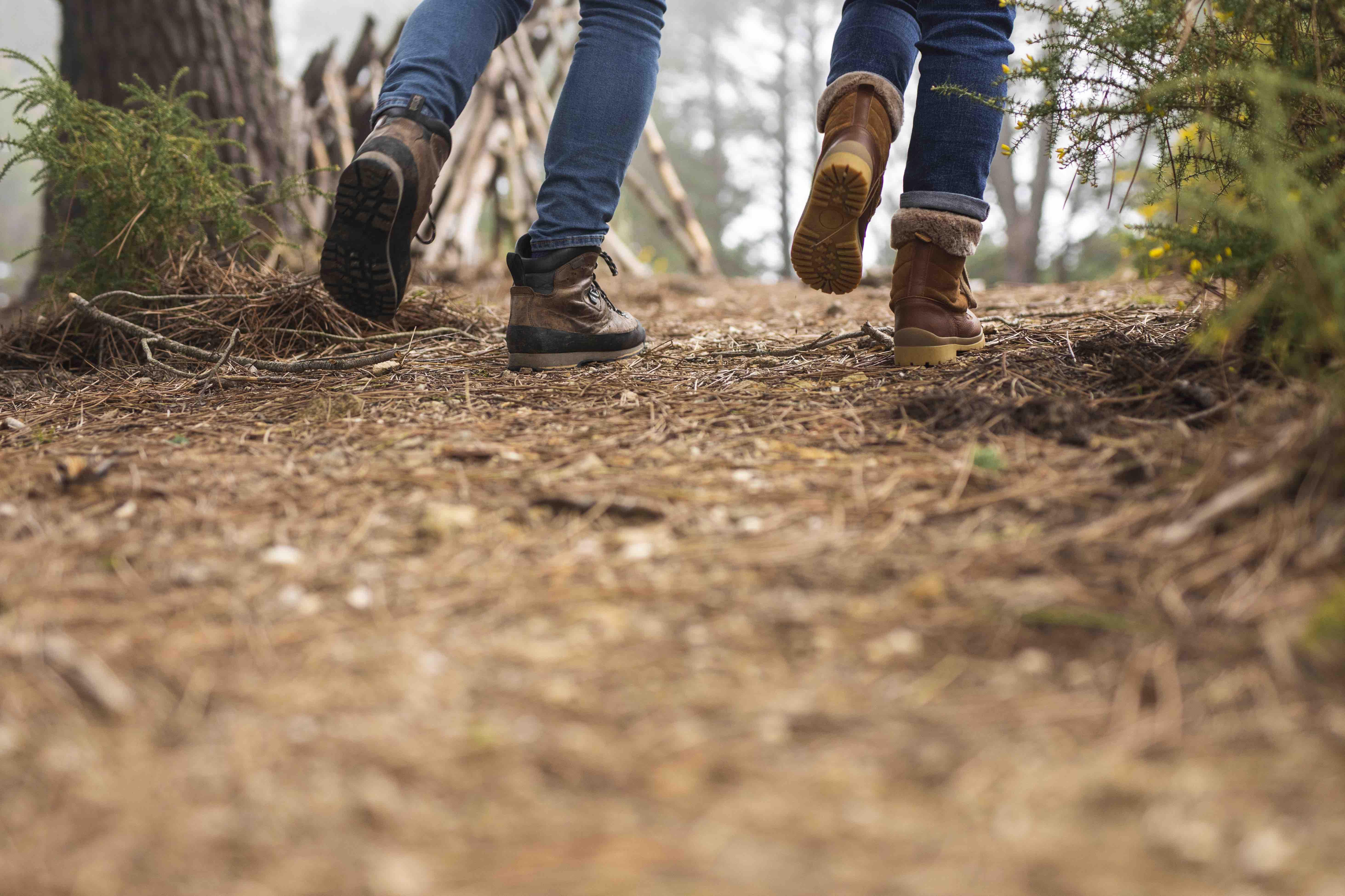 coaching walk and talk